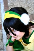 Toph Beifong by mer-bunny