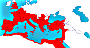 Roman Empire in 180 by woodsman2b