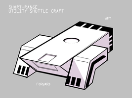 Shuttle Craft by wildcats25