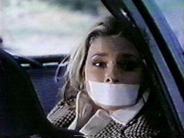 UNKNOWN blonde gagged by SILVERSQUARE