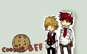 GM - Cookies BFF by Leyhena