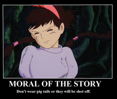 Moral of the Story by SiriusIsntSerious