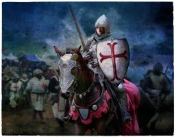 The Templar Knight by RoberLeSage