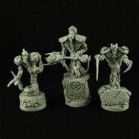Mechanical Undead Reapers Team by RistulsMarket
