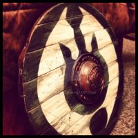Eowyn's Shield by gbarraza