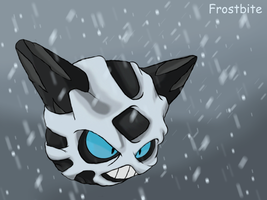 Pokemon Project: Glalie by Skyblufox