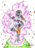 Mecha Freeza  by MatiasSoto
