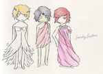 Lovely Ladies by Lithium-Memoria