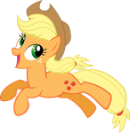 Jumpin' Jack by MoongazePonies