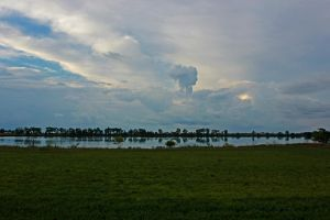 A Face In The Clouds by geiersphotos