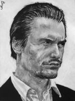 Mike Patton by HeavenhairSixes