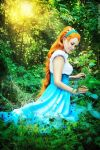 Thumbelina by QWER93