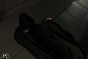 Harry Potter - Dementor by Hannekake