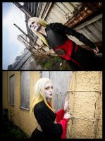 Nuada and Nuala - Hellboy 2 Cosplay by Mitternachto