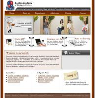 Educational web by designer-hassan