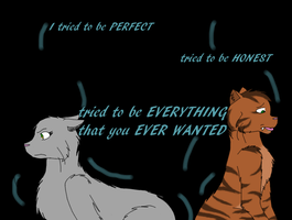 Everything you ever wanted... by WolfyThePedobear