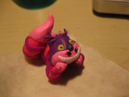 Cheshire Cat by claydoodles