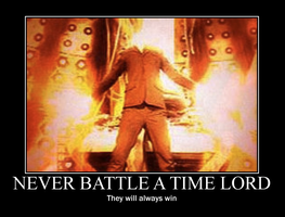 Never Battle a Time Lord by Scribble-Bugg
