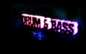Drum and Bass by kegyin