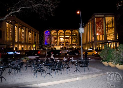 Lincoln Center New Years Eve by steeber