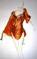 fashion drawing by designerdt