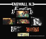 Tag Wall N.3 by Crownaccio