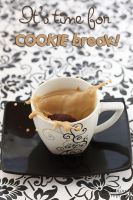It's time for cookie break by kupenska