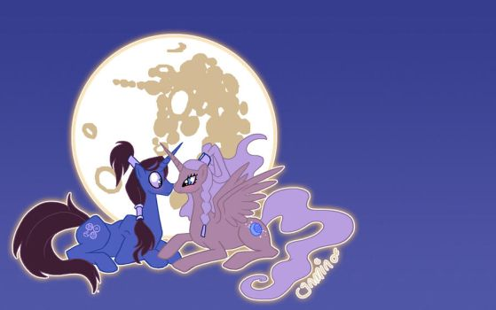 The Other Mare in the Moon by Yamino