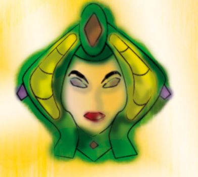Cassiopeia fan art by ConnectCat