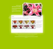 Layout Design - Flowers.by.rana - v4 by fz105