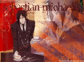 sebastian michaeliswallpaper by 00cheily00