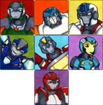 TFP - Autobots of SCIENCE by soy-monk