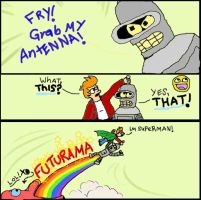 Fry Grab My by LugiaUmbreonPower