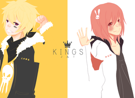 KINGS by BottleWonderland