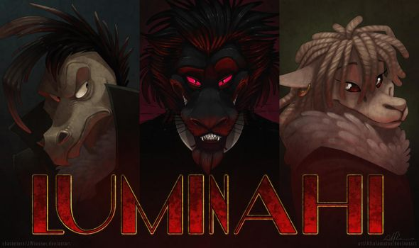 Luminahi by Altalamatox