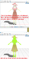 Mmd Help!! by DreamingLionesse