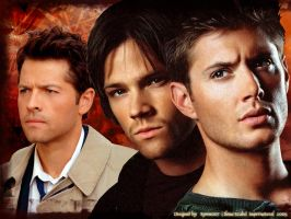 Supernatural-wallpaper by syren007