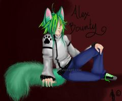 Alex Bounty by Shyeda