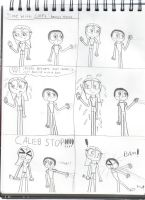 A time with Caleb by moonstar3133