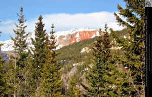 Red Mountain by DamselStock