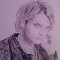 Gerard way - My Chemical Romance by Jeneration96