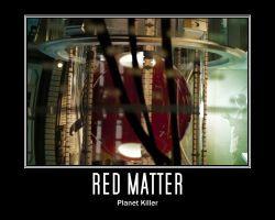 Red Matter by Jhadin