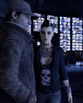 {Watch_Dogs]:/Clara _ Aiden::{ by N-o-c-t-i-s