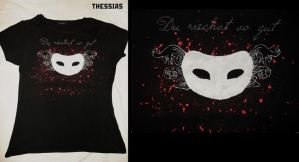 Du Riechst So Gut Shirt by thessias