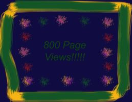 800 page views by Destroyer77