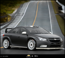 Chevy Cruze by svennardten-design