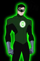 Green Lantern by Kagemane123