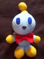CHEESE THE CHAO 8 INCH PLUSHIE by Victim-RED
