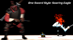 One sword style by Scope-Gambler
