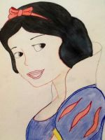 snow white finshed by Artlover916